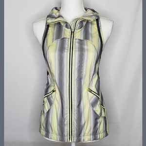 Lululemon Women's Run Reflection Zip Vest